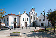 Sao Francisco Church of the Santo Antonio convent, Aveiro, Portugal