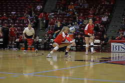 21 November 2009: Mallory Leggett. The Missouri State Lady Bears take on the Illinois State Lady Redbirds at Redbird Arena on the campus of Illinois State University in Normal Illinois.