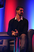 Julian Speroni during The gloves are off. An Evening With Julian Speroni at  at Fairfields Hall, Croydon, United Kingdom on 20 January 2015. Photo by Michael Hulf.
