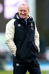 England Women head coach Simon Middleton - Mandatory by-line: Robbie Stephenson/JMP - 10/02/2019 - RUGBY - Castle Park - Doncaster, England - England Women v France Women - Women's Six Nations