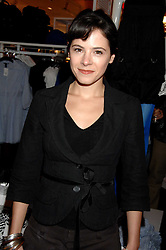 Actress ELAINE CASSIDY at a party to celebrate the opening of the new H&M store at 234 Regent Street, London on 13th February 2008.<br />
