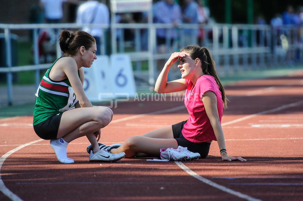 UK Women's Athletics League - Premier Division Match 3, Norman Park Bromley, UK on 03 August 2013. Photo: Simon Parker