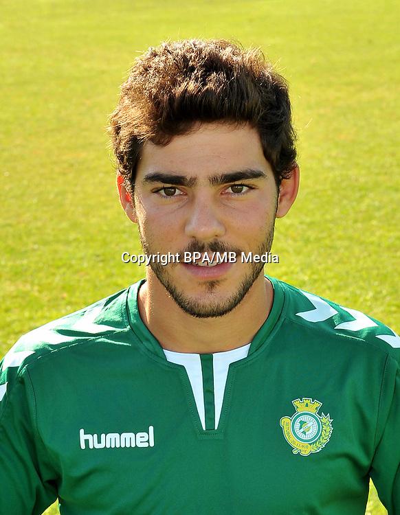 Portugal - Primera Liga NOS 2016-2017 / <br /> ( Vitoria Setubal FC ) - <br /> Vasco Antonio Barbosa da Costa &quot; Vasco Costa &quot;
