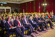 The audience at the 2014 Stars Foundation Philanthropreneurship Forum, Regents Park, London.