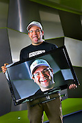Ruslan Kogan sells TVs on the internet, he's the richest Australian under 30. Pic By Craig Sillitoe CSZ/The Sunday Age<br /> 8/3/2012