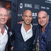 NLD/Rotterdam/20150907 - Lancering Bolas Underwear, Andy van der Meyde en vrienden