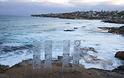 The world's largest free-to-the-public outdoor sculpture exhibition, Sculpture by the Sea, Bondi. .Alison Lee Cousland