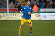 Bristol Rovers Rory Gaffney during the Sky Bet League 2 match between Wycombe Wanderers and Bristol Rovers at Adams Park, High Wycombe, England on 27 February 2016. Photo by Dennis Goodwin.