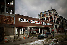 Detroit in Decline