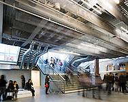 """ouverture du 104 - CENTQUATRE / Nouvel établissement artistique de la Ville de Paris / opening of """"104"""" - CENTQUATRE / New artistic establishment of the City of Paris"""