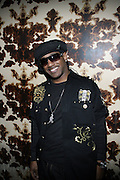 """Kangol Kid at The Russell Simmons and Spike Lee  co-hosted""""I AM C.H.A.N.G.E!"""" Get out the Vote Party presented by The Source Magazine and The HipHop Summit Action Network held at Home on October 30, 2008 in New York City"""