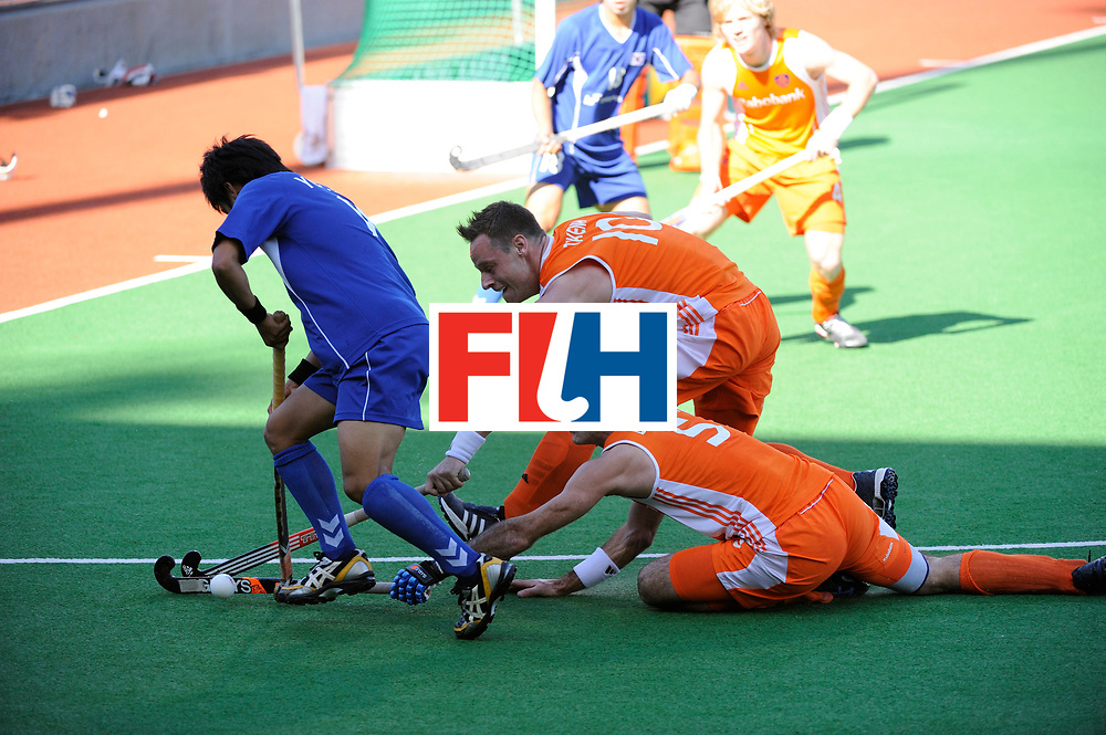 2009 CT Men- Korea v.Netherlands