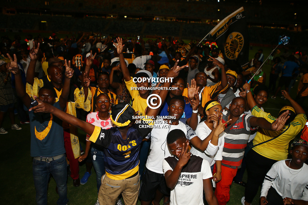 DURBAN, SOUTH AFRICA, February 28 2016 -  GV from the no show of  Volcan de Moroni  during the CAF Champions League match between Kaizer Chiefs and Volcan de Moroni at the Moses Mabhida Stadium in Durban, South Africa. (Photo by Steve Haag)<br /> <br /> Images for social media must have consent from Steve Haag