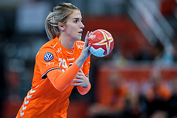 13-12-2019 JAP: Semi Final Netherlands - Russia, Kumamoto<br /> The Netherlands beat Russia in the semifinals 33-22 and qualify for the final on Sunday in Park Dome at 24th IHF Women's Handball World Championship / Estavana Polman #79 of Netherlands