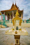 Royal Palace and National Museum. Phnom Penh, Cambodia