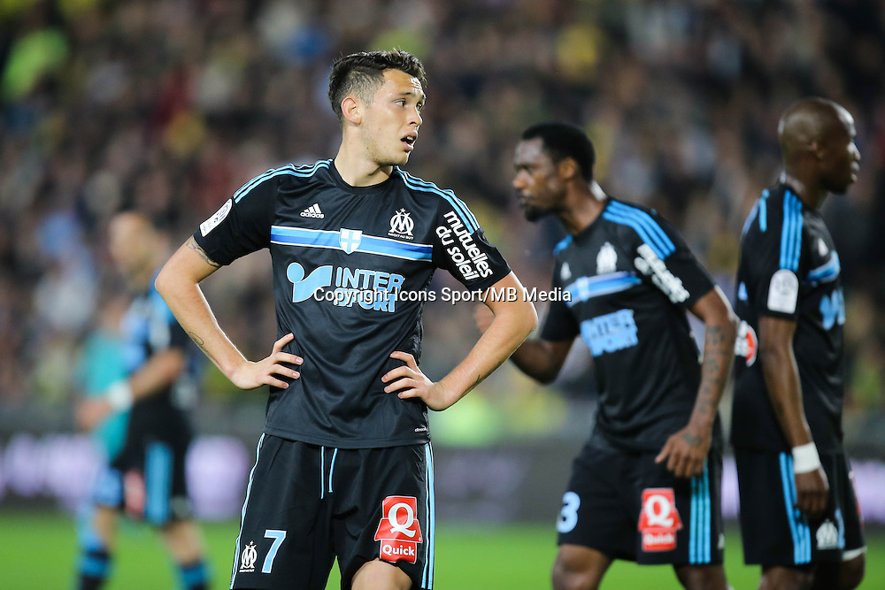 Lucas OCAMPOS - 17.04.2015 - Nantes / Marseille - 33eme journee de Ligue 1<br />
