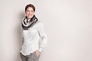 Zoe Youjnovich, ex Presidente & CEO, Iron ore, canada, portrait éditorial