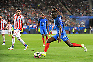 France vs Paraguay - 2 June 2017