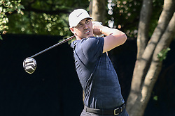 August 10, 2018 - Town And Country, Missouri, U.S - BROOKS KOEPKA from West Palm Beach Florida, USA  tees off from the 17th hole during round two of the 100th PGA Championship on Friday, August 10, 2018, held at Bellerive Country Club in Town and Country, MO (Photo credit Richard Ulreich / ZUMA Press) (Credit Image: © Richard Ulreich via ZUMA Wire)