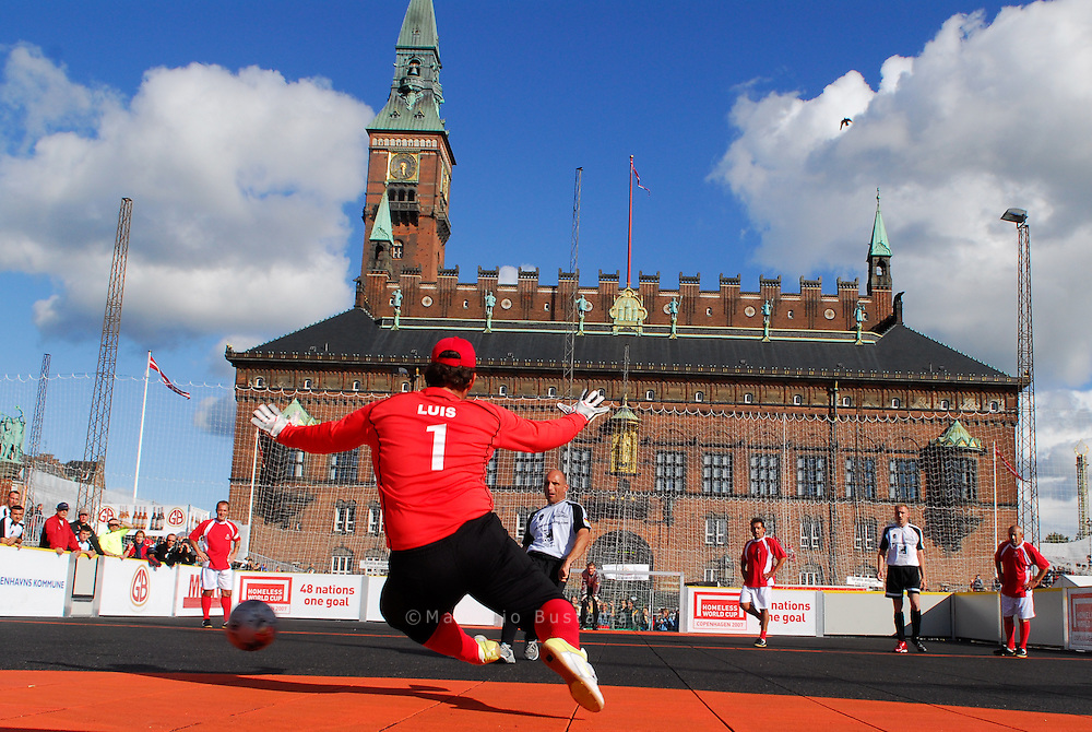 Homeless World Cup, Copenhagen