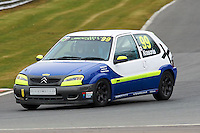 #99 Thomas KRONIS Citroen Saxo VTR 1600 during Junior Saloon Car Championship as part of the BARC NW - Championship Raceday  at Oulton Park, Little Budworth, Cheshire, United Kingdom. March 19 2016. World Copyright Peter Taylor/PSP. Copy of publication required for printed pictures.  Every used picture is fee-liable. http://archive.petertaylor-photographic.co.uk