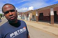 Man in Candelaria, Artemisa, Cuba.