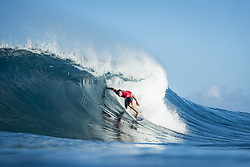 December 18, 2017 - Oahu, Hawaii, U.S. - Joel Parkinson (AUS) placed 3rd in Heat 2 of Round Four at Billabong Pipe Masters 2017 in Pipe  Oahu, Hawaii , USA..Billabong Pipe Masters 2017, Hawaii, USA - 18 Dec 2017 (Credit Image: © WSL via ZUMA Wire/ZUMAPRESS.com)