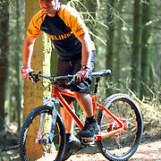 Mountain Biking in the Forests of the Tweed Valley, (Glentress - Peebles) Scottish Borders.