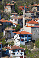 Turquie. Region de la Mer Noire. Ville de Safranbolu. Patrimoine mondiale de l'Unesco.  // Turkey. Black Sea region. City of Safranbolu. Unesco world heritage.