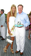 Beth Ostrosky and Chuck Scarborough .Get Wild Benefit.THE WILDLIFE RESCUE CENTER OF THE HAMPTONS.ELLEN & CHUCK SCARBOROUGH Residence.Watermill, NY, United States .Saturday, July 19, 2008.Photo By Celebrityvibe.com.To license this image call (212) 410 5354 or;.Email: celebrityvibe@gmail.com; .Website: www.celebrityvibe.com.
