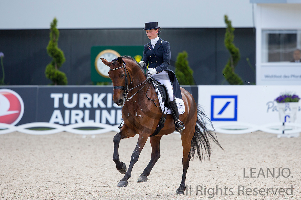 Fanny Verliefden - Annarico<br /> World Equestrian Festival, CHIO Aachen 2015<br /> &copy; DigiShots