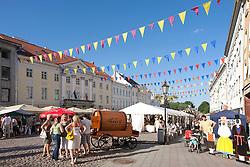 Tartu Hanseatic Days 2010 , Estonia, Europe