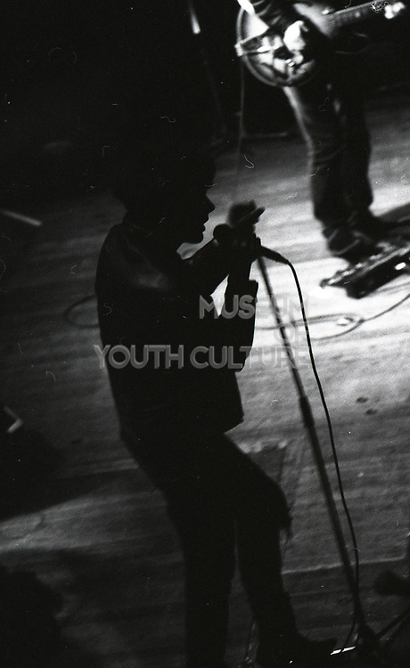 Jesus & Mary Chain, Free Trade Hall, Manchester, 1980s