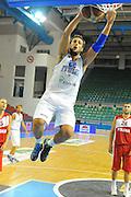 DESCRIZIONE : Cipro European Basketball Tour Italia Polonia Italy Poland<br /> GIOCATORE : Marco Belinelli<br /> CATEGORIA : Schiacciata<br /> SQUADRA : Nazionale Italia Uomini <br /> EVENTO : European Basketball Tour <br /> GARA : Italia Polonia <br /> DATA : 07/08/2011 <br /> SPORT : Pallacanestro <br /> AUTORE : Agenzia Ciamillo-Castoria/GiulioCiamillo<br /> Galleria : Fip Nazionali 2011 <br /> Fotonotizia :  Cipro European Basketball Tour Italia Polonia Italy Poland<br /> Predefinita :