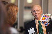 Dr. Art Stellar, at the OUAA Athletics Reception on Thursday, October 8, 2015. Photo by Kaitlin Owens