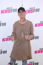 Celebrities are seen at the KIIS FM Wango Tango in Los Angeles. 13 May 2017 Pictured: Aaron Carter. Photo credit: IPA/MEGA TheMegaAgency.com +1 888 505 6342