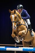 Wout-Jan van der Schans - Broere Canada<br /> Indoor Drachten 2017<br /> © DigiShots