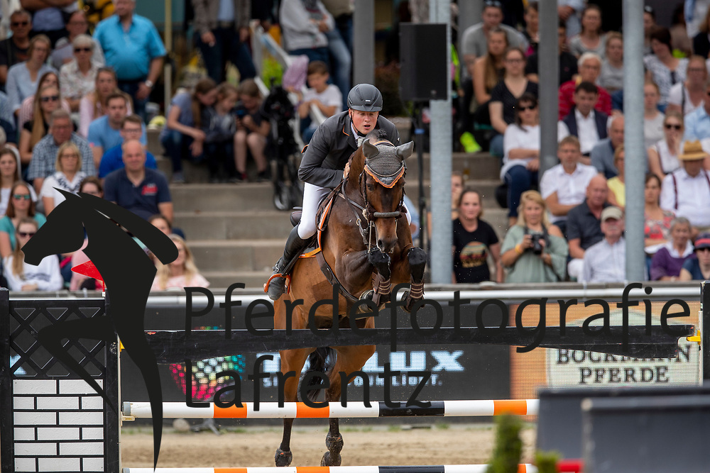 Wernke Jan (GER), Nashville HR<br /> Balve - Longines Optimum 2019<br /> LONGINES Optimum Preis<br /> Deutsche Meisterschaft der Springreiter<br /> Finalwertung<br /> 16. Juni 2019<br /> © www.sportfotos-lafrentz.de/Stefan Lafrentz
