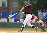 OC Baseball vs Central Baptist College - 5/7/2014