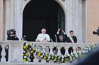 BENEDETTO XVI. Palazzo del Campidoglio Lunedì, 9 marzo 2009