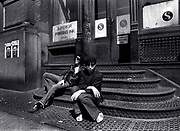 Alan Vega and Martin Rev - Suicide in New York early Sunday Morning 1979