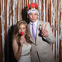 Chad and Kayla Wedding Photo Booth