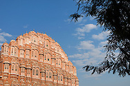Hawa Mahal in Jaipur of Rajasthan, India