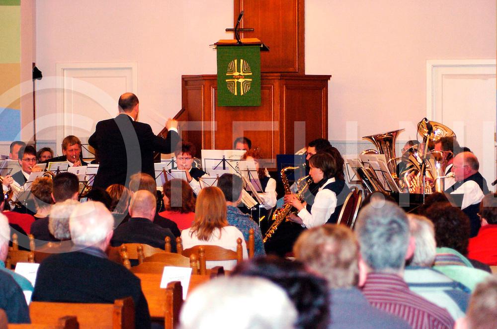 060226, lemele, ned<br /> KNA viert 60 jarig bestaan met uitvoering in kerk.<br /> fotografie frank uijlenbroek&copy;2006 frank uijlenbroek