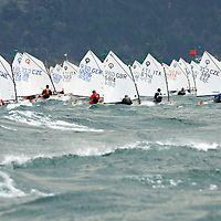 Lake Garda Meeting Optimist 2008 Circolo Vela Torbole highlights