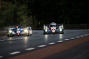 June 8-14, 2015: 24 hours of Le Mans - #1 TOYOTA RACING, TOYOTA TS 040 - HYBRID, Anthony DAVIDSON, Sébastien BUEMI, Kazuki NAKAJIMA, #36 SIGNATECH ALPINE, Nelson PANCIATICI, Paul-Loup CHATIN, Vincent CAPILLAIRE