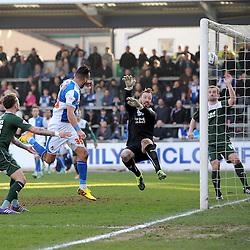 Bristol Rovers v Plymouth Argyle