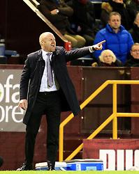 Burnley Manager Sean Dyche points - Mandatory by-line: Matt McNulty/JMP - 05/04/2016 - FOOTBALL - Turf Moor - Burnley, England - Burnley v Cardiff City - SkyBet Championship