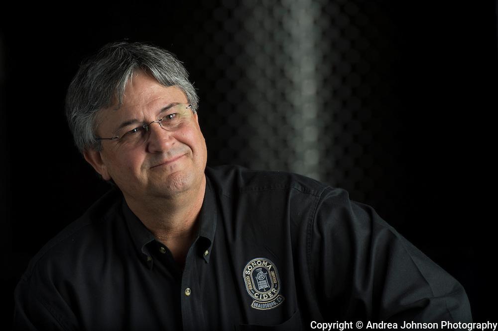 David Cordtz (CEO & Founder), Sonoma Cider, Healdsburg, California