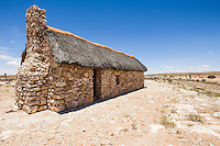 Auchterlonie Museum on the Auob Riverbed, Kgalagadi Transfrontier Park, Northern Cape, South Africa